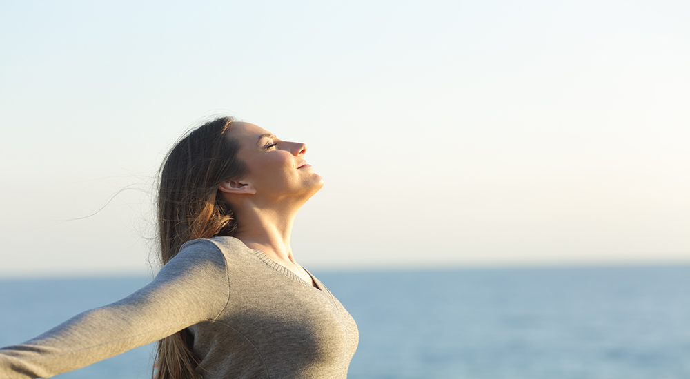 The benefits of self-care